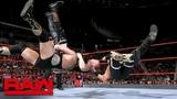 Heath Slater &amp Rhyno vs. The B-Team Raw, June 11, 2018