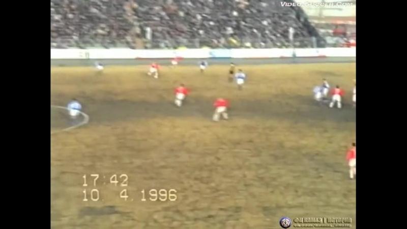10041996. Кубок России 14 Финала. КамАЗ - Спартак