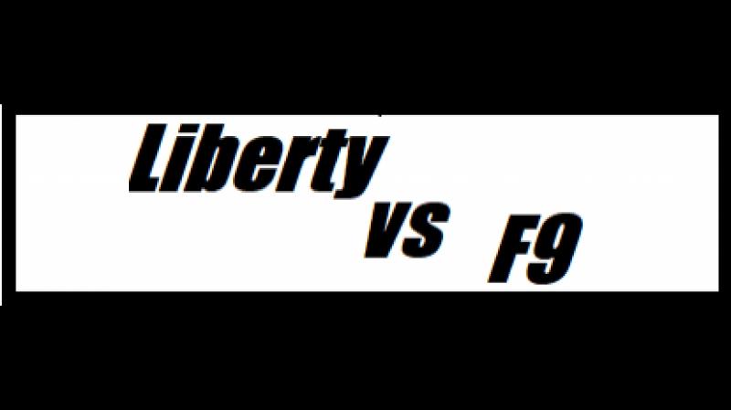 Яркие моменты матча Liberty VS F9