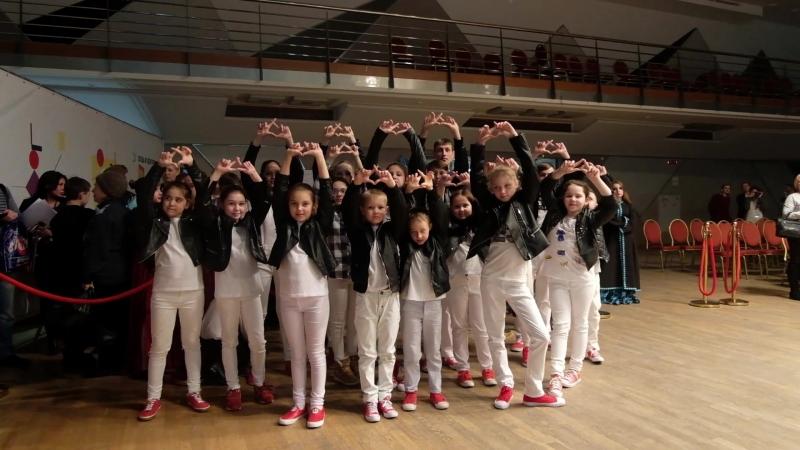 Tesla Kids - BlackOut (Первенство Европы-Азии WADF2018★ЕКАТЕРИНБУРГ★)
