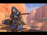 Хитрый сыч и Bad Manners Overwatch funny, epic and WTF moments