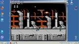 NES Super Contra 8 bit! Gameplay. Nostalgia
