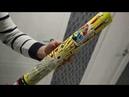 Хлопушка Maxsem 40 см разноцветные кружочки конфетти