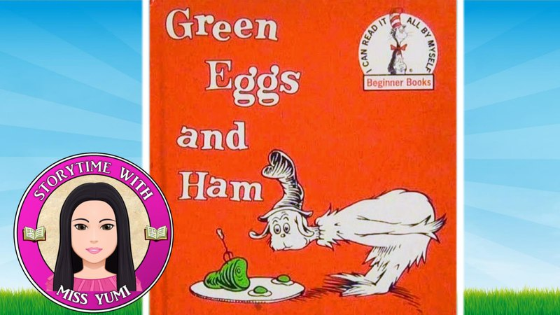 Green Eggs and Ham by Dr Seuss - Stories for Kids (Children's Books Read Aloud)