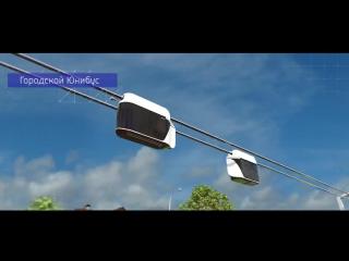 Что такое компания SkyWay Презентация технологии струнного транспорта (1)