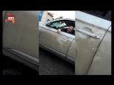 Человек из прошлого: в Орле сняли на видео эталонного рэкетира из 90-х