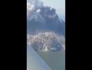 Извержение вулкана в Папуа – Новой Гвинее