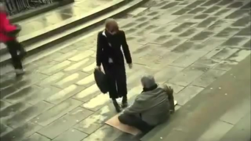 Слепой который затронул сердца миллионов людей