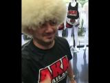 Михаил Галустян в AKA Thailand. Привет Хабибу ?