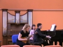 Комендарова Айно, концертмейстер Виталий Гайдотин - Дербенко - Концерт-монолог 2 и 3 части