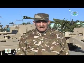 بحق مفخرة الجيش الجزائري : القاعدة المركزية للإمداد ببني مراد بالبليدة - دبابات مدافع رشاشات شاحنات