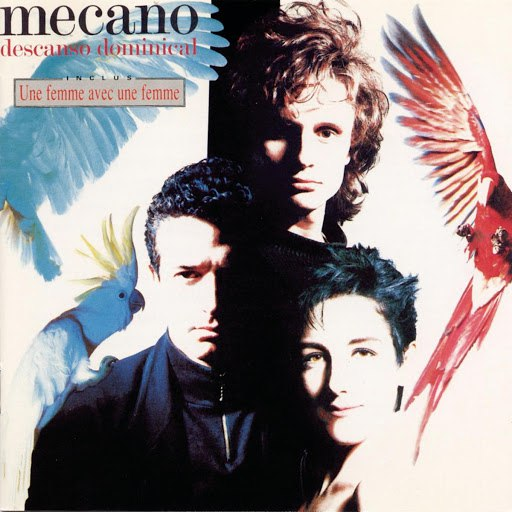 Mecano альбом Descanso Dominical