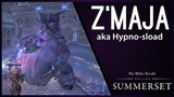 ZMaja boss fight Cloudrest Trial - Summerset PTS