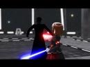 [MMD Cup 19] Anakin vs Dooku Parody (iM@S x STARWARS)