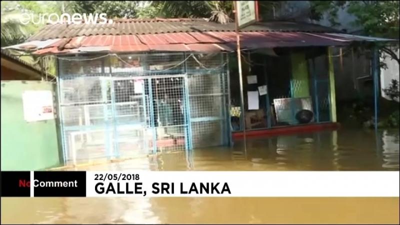 Наводнения на Шри Ланке