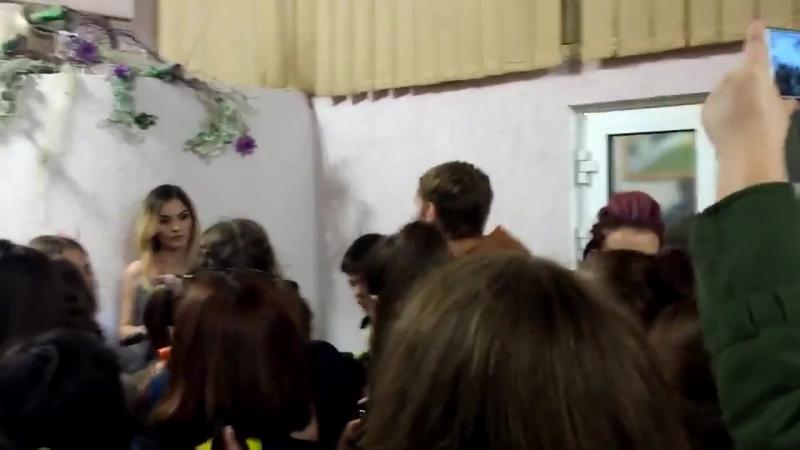 MamaRika - зустріч з прихильниками (Золота осінь Славутича, 22.09.17)