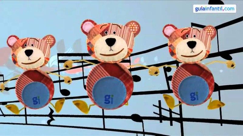Al corro de la patata. Canción infantil, música para niños