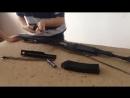 АК-47 Разборка и сборка. 29 секунд.Личный рекорд.