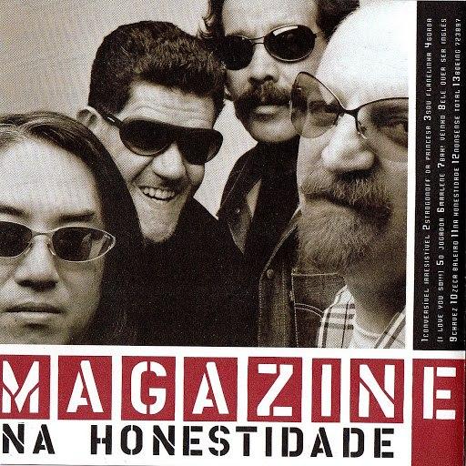 Magazine альбом Na Honestidade
