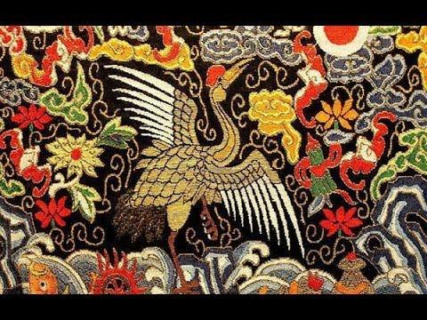 Chinese brocade (Hello China 85)