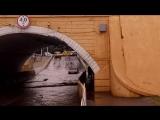 тоннель дождь армавир 8.8.18 ч.1 Трактор