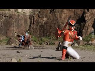 [dragonfox] Tensou Sentai Goseiger - 16 (RUSUB)