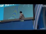 [Фанкам] 180219 Фокус на Чуно @ 2018 PyeongChang Winter Olympic Headliner Show - Rehearsal
