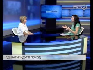 Интервью Марины Борисовны Черных на телекомпании