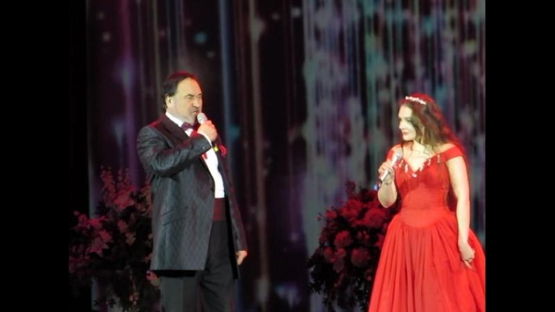 «Сon te partiro»Н. Копылов и Д.Тарасова