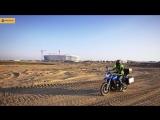 Baltmotors RX1 - новый турэндуро для российских дорог