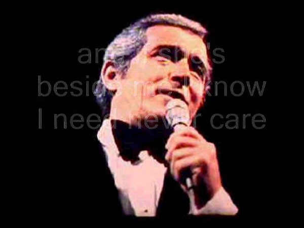 Perry Como - Here, There And Everywhere(Lyrics)