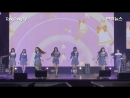 171114 Lovelyz(러블리즈) Twinkle(종소리) Showcase Stage (Fall in Lovelyz)