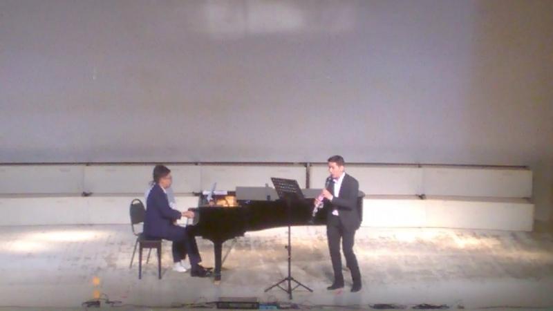 Государственные экзамены у концертмейстерского класса