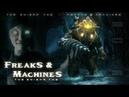 Metalstep Rock Grunge Freaks and Machines
