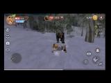 Играю в Wild Craft: Ох уж этот Медведь! :D