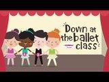Ballet Music Ballet Songs Ballet Music for Children to Dance to The Kiboomers
