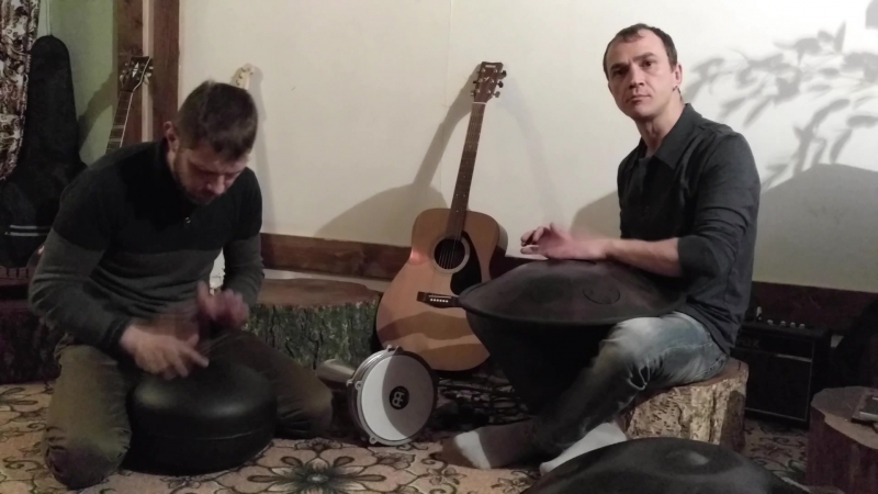 Алексей Юфа - ханг, Рафаэль Сафиулин - глюкофон
