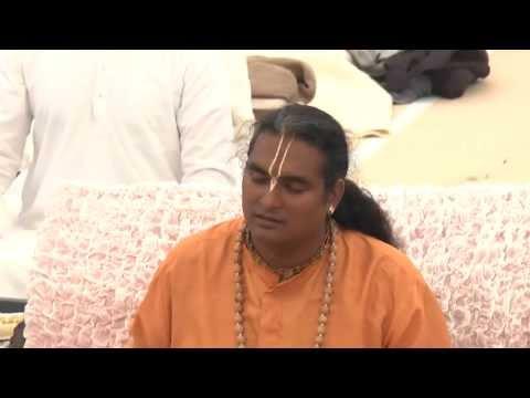 24-hour Gayatri Yagna with Sri Swami Vishwananda - 17-18.08.2013