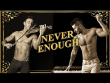 Shirtless Violinist & Topless Pianist - Never Enough