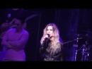 Людмила Соколова на концерте Елены Ваенги