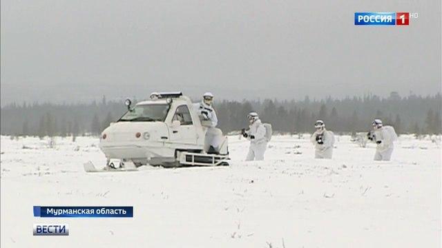 Вести-Москва • От Мурманска до Новосибирских островов: где и как служат арктические стрелки