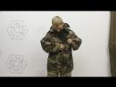 Мембранная Goretex куртка CCE, Иностранного легиона (армии Франции)