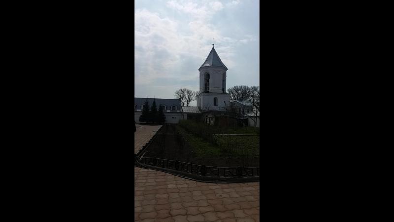 Свято-Никольский монастырь . Город Могилев. Наша паломническая поездка.