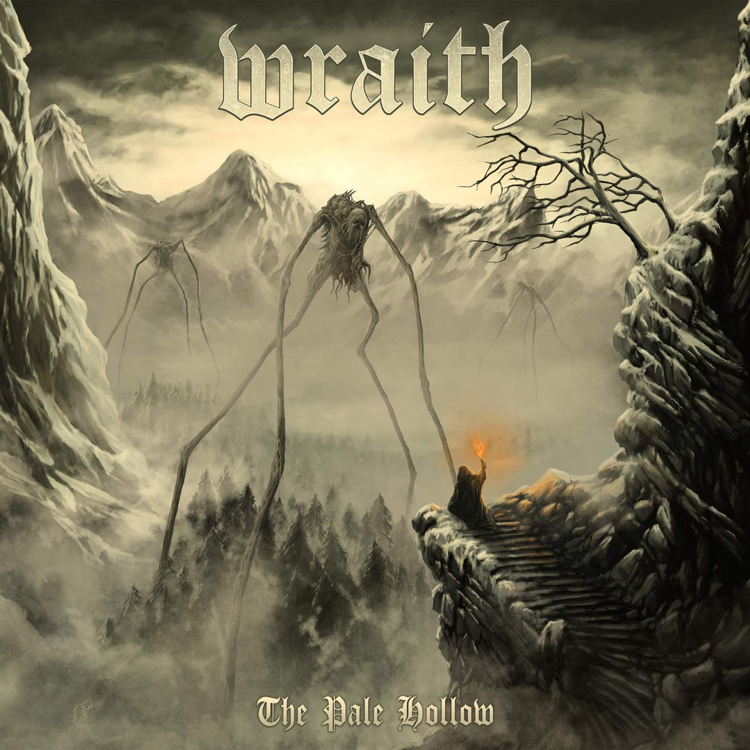 Wraith - The Pale Hollow [EP] (2018)