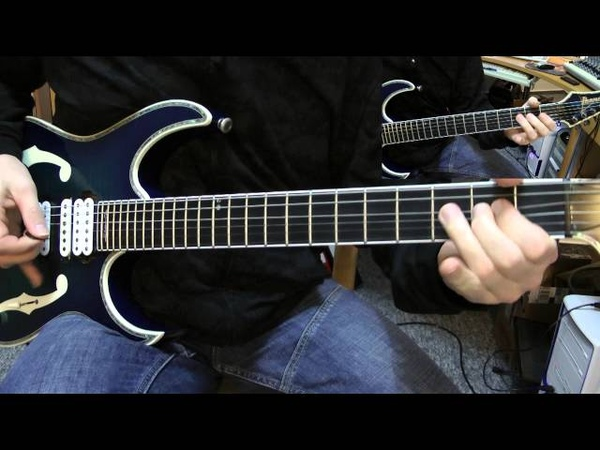 Creedence Clearwater Revival Green River Guitar Cover Stahlverbieger