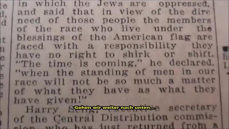Die Zahl 6 Millionen Wie Zionisten sich ihren Leidensweg ausdenken