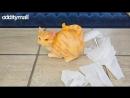Cat Butt Tissue Holder Держатель для бумажных салфеток Кошечка купить на aliekspress прикольный подарок