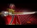 Power Rangers Samurai Winx Club Sirenix Transformation Nick