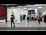 Мастер классы Даши Ролик в Академии танцев AE Dance