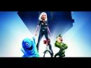 Монстры против пришельцев (Monsters vs Aliens, 2009) HD